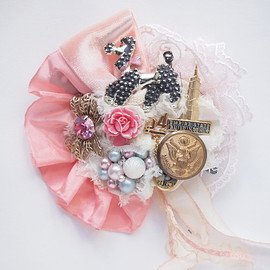PinkPoodle - <3way Broach>BR-648