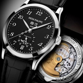 Patek Philippe for Tiffany & Co. - Patek Philippe Annual Calendar for Tiffany & Co. (Ref 5396G)