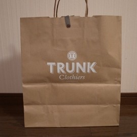 Trunk Clothiers  - ペーパーバッグ