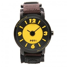 P01TIME SUPER ANALOG BLACK