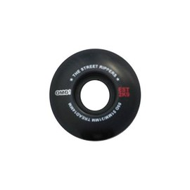 OMG! - THE STREET RIPPERS (Black) (53mm)