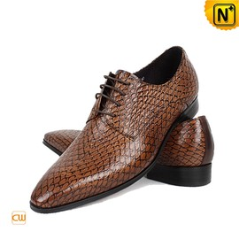CWMALLS - Mens Italian Leather Oxford Shoes CW762081