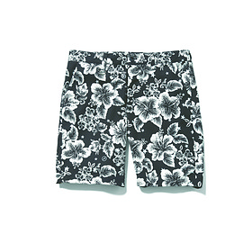uniform experiment - STAR TROPICAL FLOWER SHORT PANT
