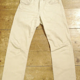 Pioneer Tailoring ( WARP AND WOOF ) - Original 5pocket Pants