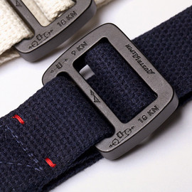 Best Made Company - The Light Rigger's Belt - Navy