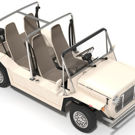 Moke beach buggy - Moke by  Michael Young
