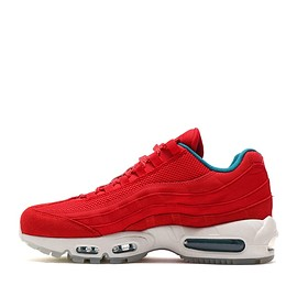 NIKE - AIR MAX 95 UTILITY NRG UNIVERSITY RED/BRIGHT SPRUCE 20SU-I