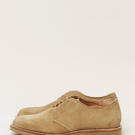 ALDEN - Alden Wedge Derby Buck Shoe