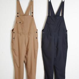 Name. - WOOL TROPICAL OVERALL