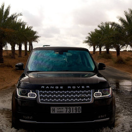 Range Rover - Vogue Supercharged 2013