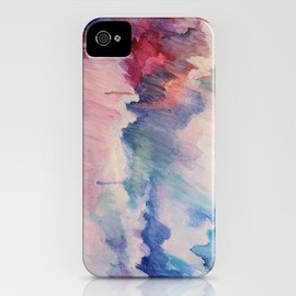Jenny Vorwaller - Somewhere Over the Rainbow iPhone Case
