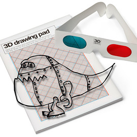 ThinkGeek - 3D Drawing Pad