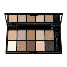 NYX - Eye Shadow Palette - Caviar and Bubbles