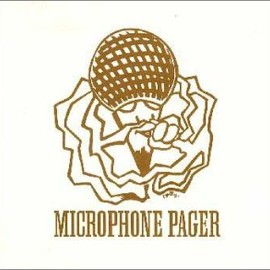MICROPHONE PAGER - MICROPHONE PAGER