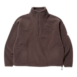 C.E - HEAVY FLEECE HALF ZIP
