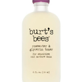 BURT'S BEES - Rosewater and Glycerin Toner