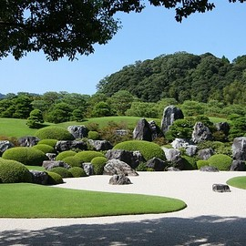 Adachi Museum of Art - Japanese Garden, near Masue