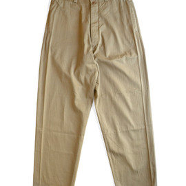 YAECA - Wide Tapered Chino Pants