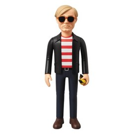 Medicom Toy Corporation - VCD Andy Warhol