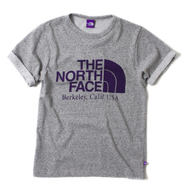 THE NORTH FACE PURPLE LABEL - COOLMAX® H/S Logo Tee