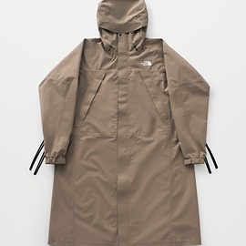 THE NORTH FACE, HYKE - GTX MOUNTAIN COAT