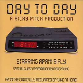Richy Pitch - Day to day / 7Heads