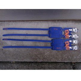 SAGLiFE, W-BASE - DUBBLE STRAP BLUE/ORANGE