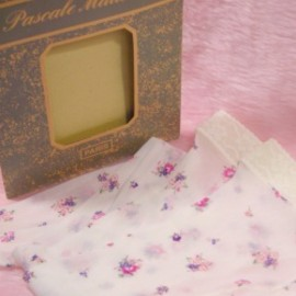 "Pascale Madonna - 1980's ""Pascale Madonna"" PETIT FLOWER Knee High Stockings"