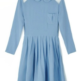 TBA - Yina Dress/Blue Chambray
