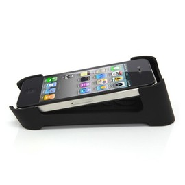 "unite - SmartBase for iPhone 4 ""Black"""