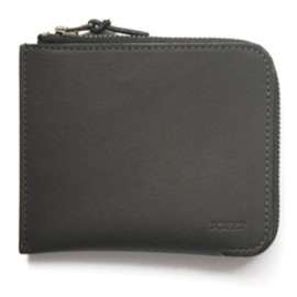 "bal - Thin Leather Wallet ""S"" by Porter (black)"
