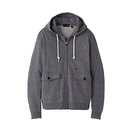 UNIQLO X UNDERCOVER - MEN UU Sweat Full Zip Hoodie