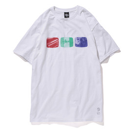 "fragment design - Stussy ""Cafe Tour 2014″ Tee by fragment design"