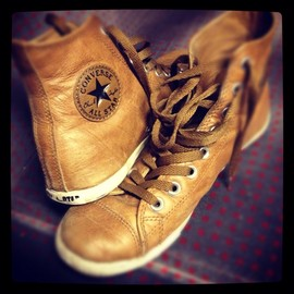 ALL STAR GORELACE HI (ホワイト)