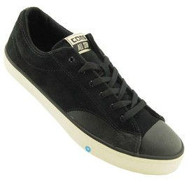 Converse - Converse CONS CTS OX Shoes Black Suede/ Black Leather/ Angora