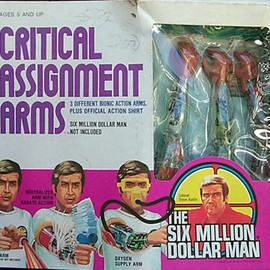 Kenner - Critical Assignment Arms