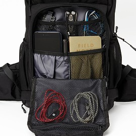 Cargo Works - Recon 15 Active Backpack - Black