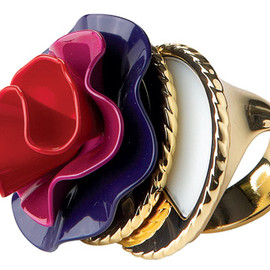 MARC JACOBS - Marc Jacobs Lola Perfume Ring Marc Jacobs Lola Ring
