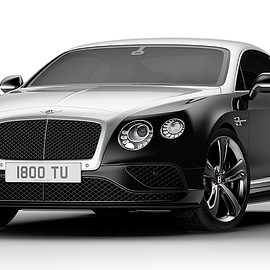 Bentley - Continental GT V8 S Mooncloud Edition