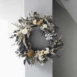edenworks - 【ready-made wreath arrangement 】