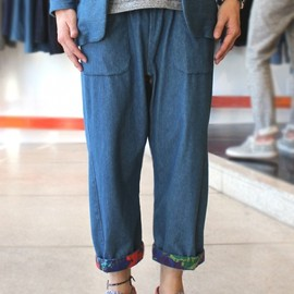 VOO - KNIT DENIM 4/5