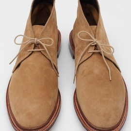 ALDEN - Unlined Chukka Boot