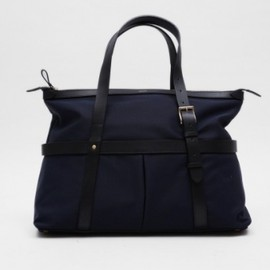 MISMO - 《MEN'S》MISMO/Mismo A Bag Navy Black 1
