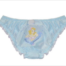 The little vicious - Mermaid Embroidary B