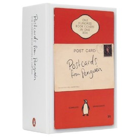Penguin - Postcards from Penguin: One Hundred Book Covers in One Box