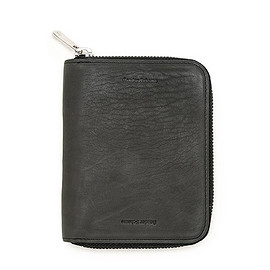 Hender Scheme - Square Zip Purse-Black