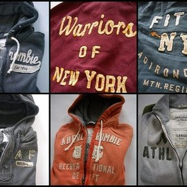Abercrombie & Fitch - Abercrombie & Fitch Hooded Sweatshirt