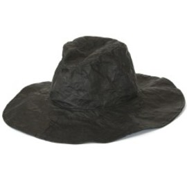 cyderhouse - Leather Hat (black)