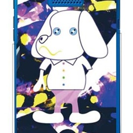 SECOND SKIN - Code;C 「DOGGY2」 (クリア) / for DIGNO DUAL 2 WX10K/WILLCOM