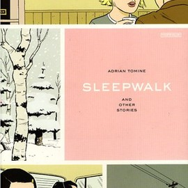 ADRIAN TOMINE - SLEEPWALK AND OTHER STORIES 日本語版